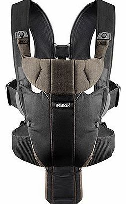 Miracle Baby Carrier Black Brown