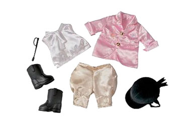Horse Riding Deluxe Set