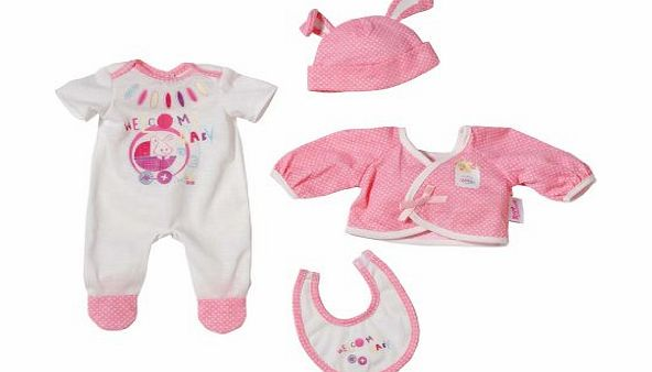 Baby Born My Little Baby Born Deluxe Newborn Clothing Set