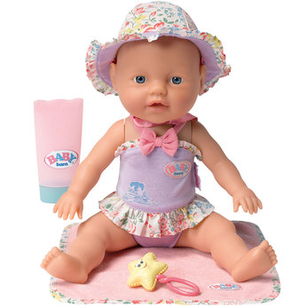 My Little BABY born Splashing Doll