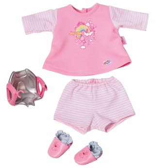 Pink Biker Deluxe Outfit