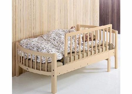 Babydan Nature Wooden Bed Guard- PRE-ORDER NOW