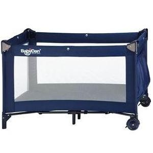 BLUE Portable Travel Cot