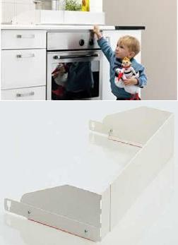 Baby Dan Cooker Top Guard - Gas/Electric