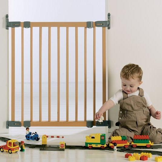 Baby Dan Flexi Fit Wooden Stair Gate