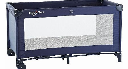 Travel Cot in Blue 2014