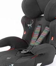 Baby Elegance Group 1-2-3 Car Seat - Black with