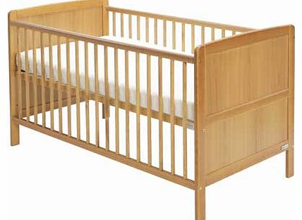 Travis Cot Bed with Mattress -