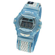 G blue ladies watch