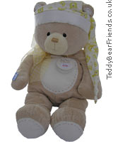 Bear Tales PJ Bear Bag Yellow