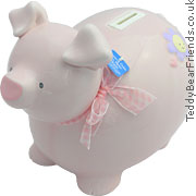 Large Musical Piggy Bank