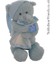 Nighty Night Musical Blue Bear