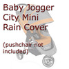 City Mini Series Rain Cover