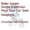Pushchair Maxi Cosi Car Seat Adaptors