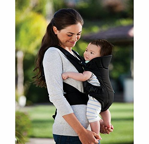 Baby Kingdom 3 Position Carrier (Can Face In/Out/Or Be On Your Back) Red colour