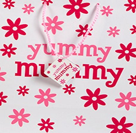 Baby Shower Gift Bag Large Yummy Mummy Ideal for a baby shower gift, birthday or a new Mum