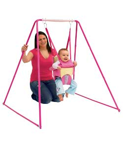 Baby Swing - Pink