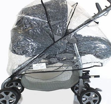 Baby Travel Mamas And Papas Freestyler Raincover (pramette amp; Stroller Compatible)