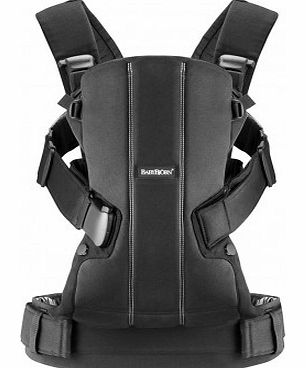 We baby carrier - black `One size