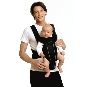 Synergy Baby Carrier - Black