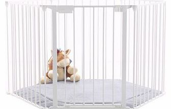 Baby Dan BabyDen Play Pen White 2013