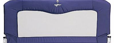 Baby Dan Sleep n Safe Foldable Bed Rail in Blue
