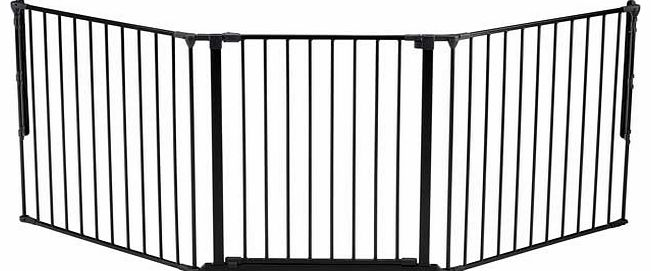 Large Configure Gate - Black