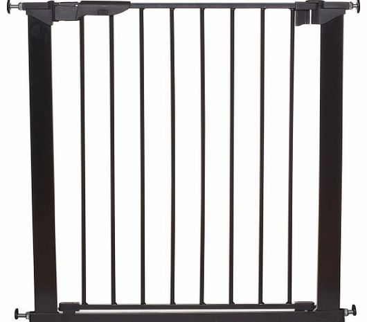 Premier True Pressure Fit Safety Gate (Black)