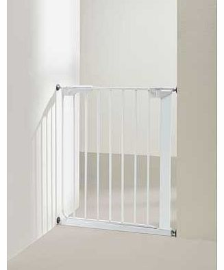 SlimFit Pressure Fit Safety Gate