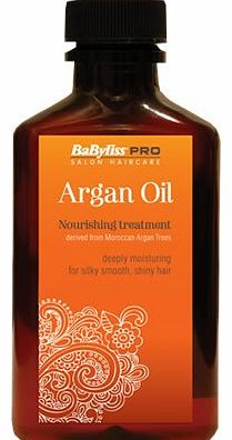 Pro Salon Haircare Argan Oil Nourishing Treatment From Moroccan Argan Trees 100ml