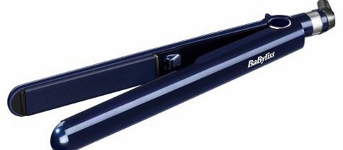 Elegance Hair Straightener Blue (Babyliss elegance PRO235 straightener purple nano ceramic plates)