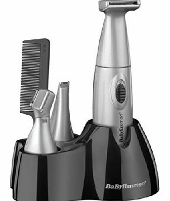 BaByliss For Men  6 in 1 Grooming Kit 7040CU