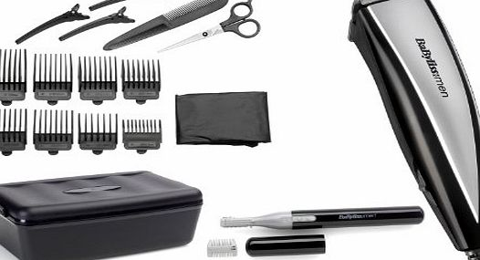 7437TU Home Hair Cutting Kit - 20 Piece