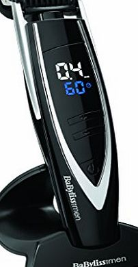 BaByliss For Men  Super Stubble and Beard Trimmer 7898U