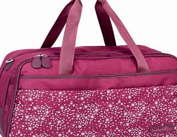 Traveller Changing Bag - Cherry