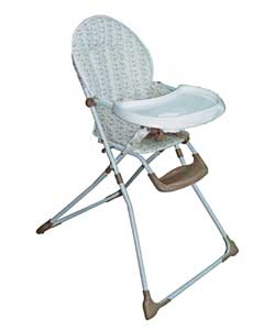 BabyStart Baby Highchair - Farmyard Friends