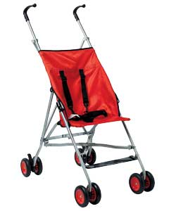 Basic Pushchair - Red