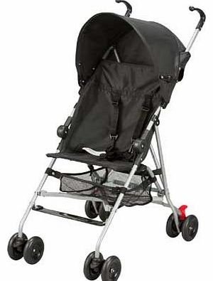 Pushchair with UV30 - Black