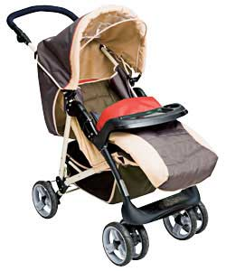 Stroller and Footmuff