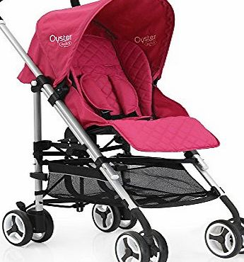 Babystyle  Oyster Switch Stroller (Hot Pink)