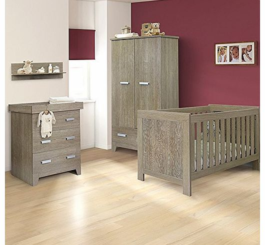 Babystyle by Charnwood Newtown Nursery Furniture 4 Piece Set