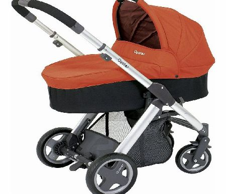 Oyster Carrycot Spice Colour Pack 2014