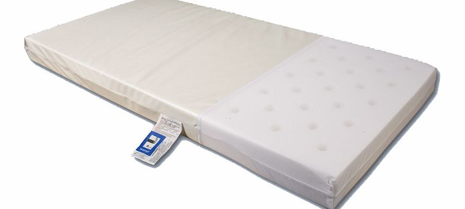 Babywise Foam Cot bed Mattress 140 x 69 cm (55 x