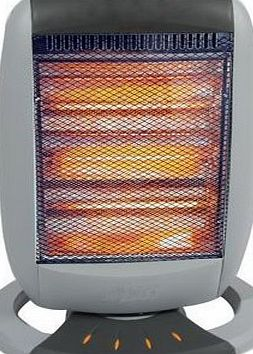 Babz Media Ltd Oscillating Heater - 1200W - BRAND NEW - Tilt Safety Cut Off - Babz Media Ltd