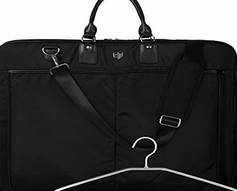 BAGSMART Travel Dress Garment Carrier Suit Bag including Hanger