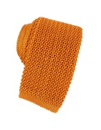Limited Production Orange Sox Woven Silk Tie