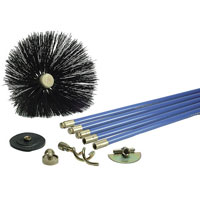 3602 Uni Cleaning Rod Set In Case