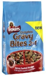 Gravy Bites Beef & Vegetable (12.5kg)