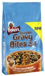 Gravy Bites Chicken & Vegetable (12.5kg)