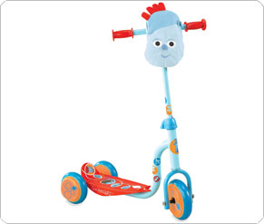 In the Night Garden IgglePiggle Scooter